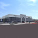 Proposed Szott Chrysler Jeep Dealership, White Lake MI